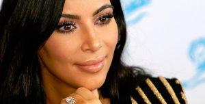 Kim Kardashian compartió una foto de cuando tenía 15 años