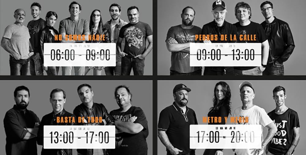 ¡Metro 95.1 felicita a los nominados para los Martín Fierro de Radio!