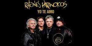"""""""Yo te amo"""", el nuevo tema de los Ratones Paranoicos"""