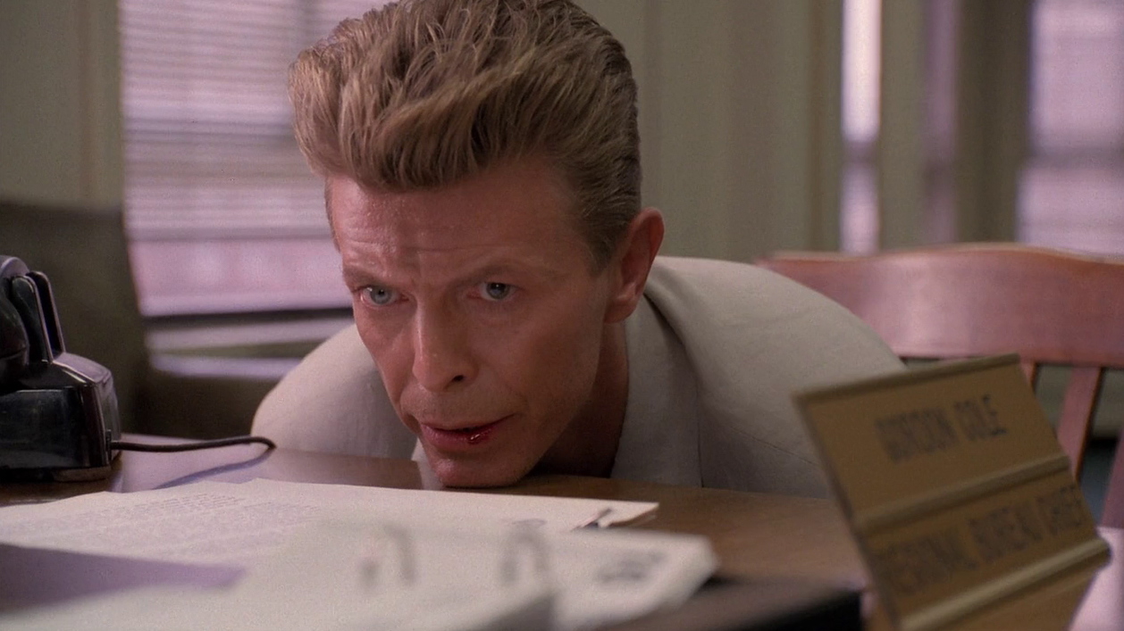 ¡David Bowie revivió en la nueva temporada de Twin Peaks!