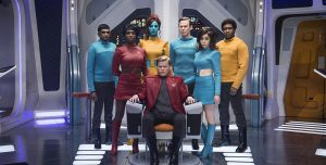 ¿Black Mirror se une a Star Trek en su nueva temporada?