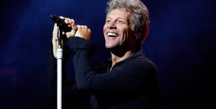 Bon Jovi visitó la tumba de Evita