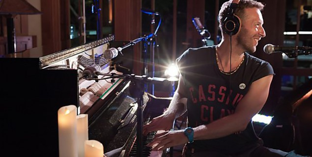 Coldplay BBC1 Live Lounge 2017