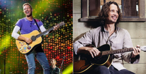 "Coldplay ""reversionó"" The Scientist y homenajeó a Chris Cornell"