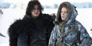 La boda más fría del año: Kit Harington se casa con Rose Leslie de Game of Thrones
