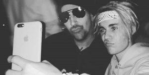 """Guerra: Marilyn Manson le pegó duro a Justin Bieber y lo consideró """"un pedazo de mierda"""""""