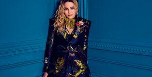Madonna imitó a Kim Kardashian y la rompió