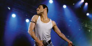Mirá a Rami Malek haciendo Bohemian Rhapsody en la película de Queen