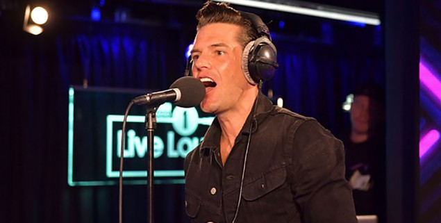 The Killers - BBC Live Lounge 2017