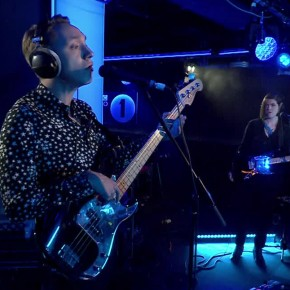 The xx 2017 BBC Live Lounge
