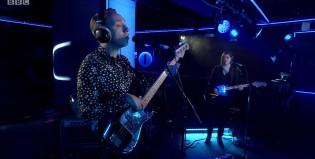 Llegó el turno de The xx: fueron al Live Lounge e hicieron un cover de Justin Timberlake