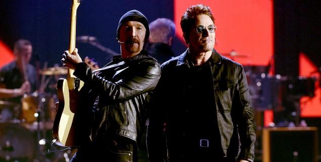 U2 - Live Joshua Tree