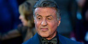 Impactante: la foto de Sylvester Stallone que preocupó a sus fanáticos