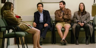 Adam Sandler y Ben Stiller se ponen serios para The Meyerowitz Stories