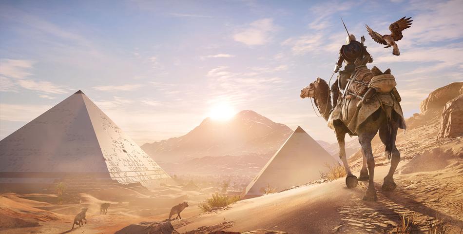 """Ahorrá porque """"Assassin's Creed: Origins"""" es una bomba"""