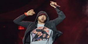 Eminem rapea contra el Presidente de EE.UU: ¡odiamos Trump!