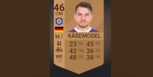 "La historia oculta detrás del peor jugador de ""FIFA 18"""