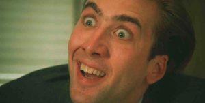 Insólito: Nicolas Cage tiene su propia golosina