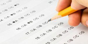 Está chequeado: un profesor tomó el examen más fácil del año