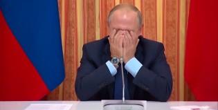 Putin derrapó luego de una insólita sugerencia