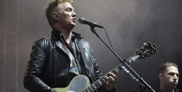 Queens of the Stone Age - 2017 Live