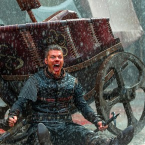 VIKINGS Season 5, TK  Alex Hogh as Ivar the Boneless