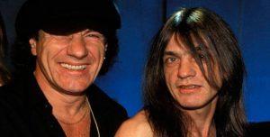 El emotivo mensaje de Brian Johnson tras la muerte de Malcolm Young, guitarrista y fundador de AC/DC
