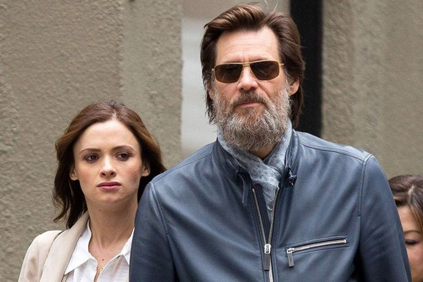 Cathriona-White-and-Jim-Carrey