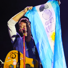 Coldplay ARG