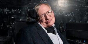 Stephen Hawking nos la bajó con el fin del mundo