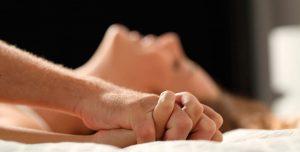 Un hombre quedó ciego luego de un potente orgasmo
