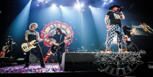 Foo Fighters y los Guns N' Roses unidos por Dave Grohl