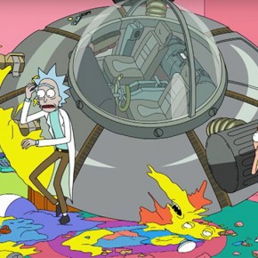 simpsons-rick-and-morty