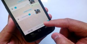 Whatsapp ya permite enviar notas de voz sin tener que tocar la pantalla