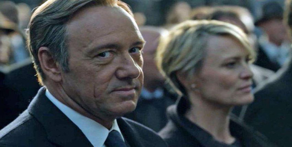 ¡Chau Frank! Netflix confirmó el regreso de House of Cards sin Kevin Spacey