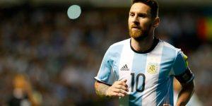 Hablemos del tatuaje más perfecto de Messi