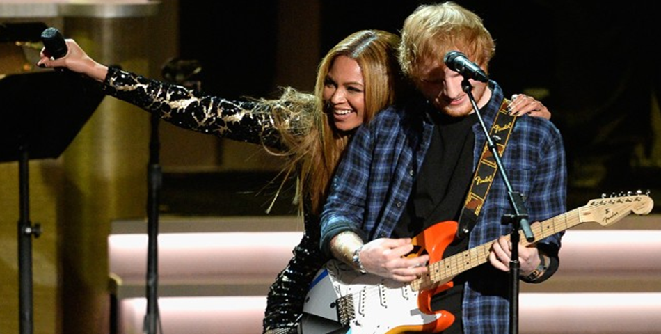 Beyoncé, Pharrel Williams y Ed Sheeran encabezan un festival solidario