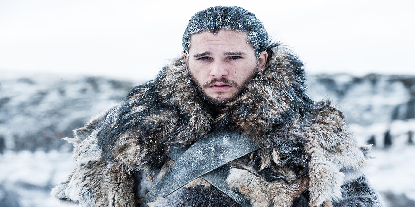 Jon Snow habló del final de 'Game of Thrones'