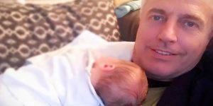 Marley contó el shock que vivió antes del nacimiento de su hijo, Mirko