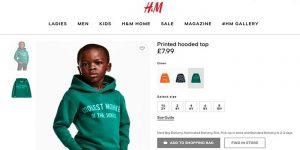 The Weeknd cortó lazos con H&M luego de la polémica foto que compartió la marca