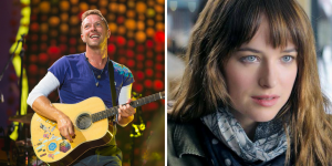Las primeras fotos de Chris Martin y Dakota Johnson confirman el noviazgo