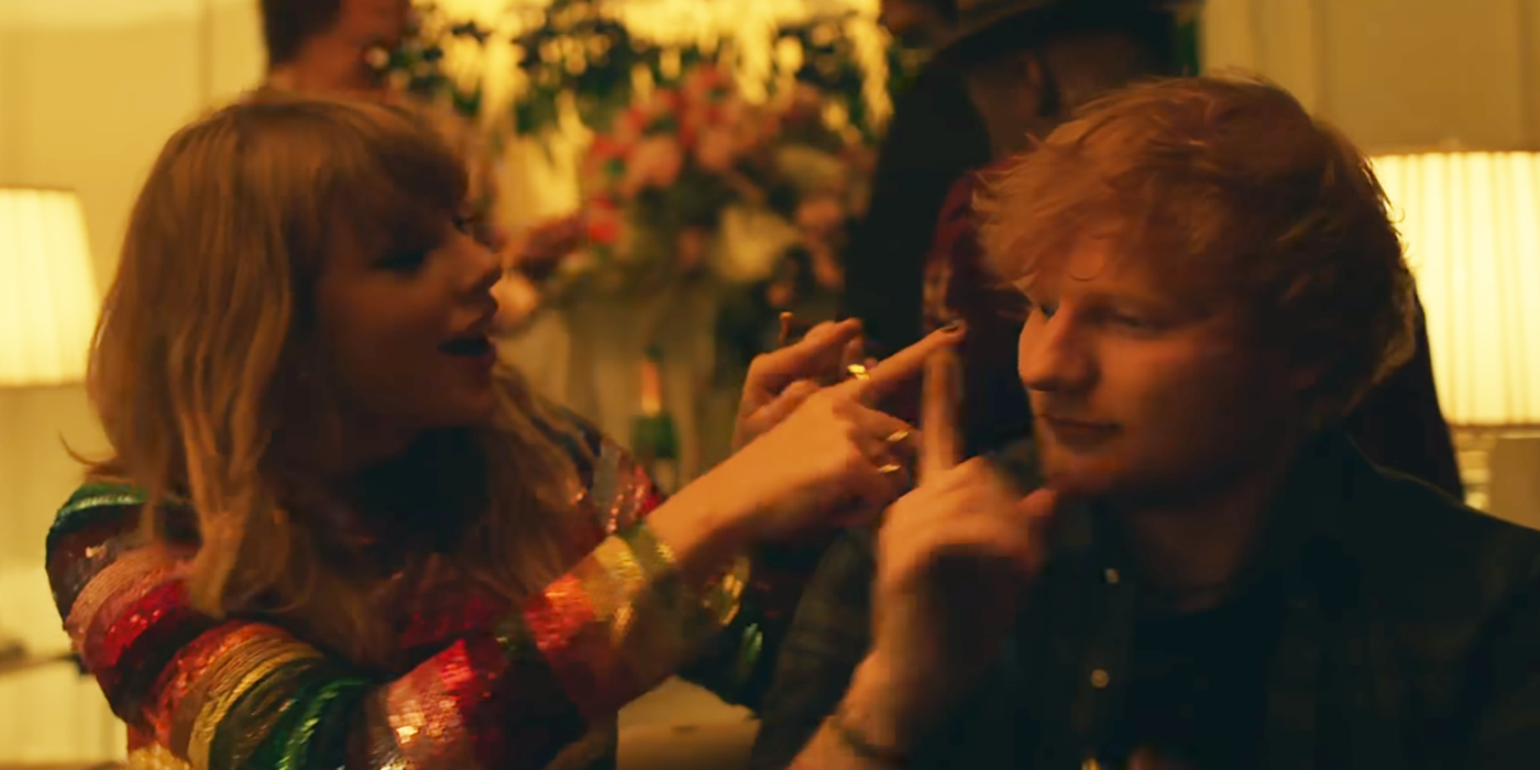 'End Game': El video de Taylor Swift con Ed Sheeran del que todos hablan