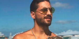 Un futbolista colombiano reveló un (asqueroso) dato de Maluma