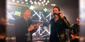 Paul McCartney cantó una de The Beatles con Matt Bellamy
