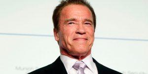 Se viene la primera serie de Arnold Schwarzenegger