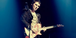 Matt Bellamy decretó el fin de la guitarra en el rock