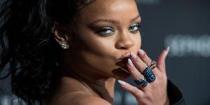 Rihanna cumplió los 30 y festejó de una manera muy particular