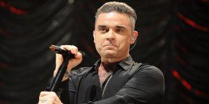 Robbie Williams explicó su polémico gesto durante su show en el Mundial