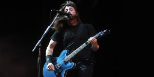 Foo Fighters y una noche desenfrenada de Rock and roll