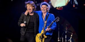 "Keith Richards: ""Mick es un viejo bastardo"""